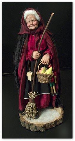 The Legend Of La Befana Mariasaracino S Blog