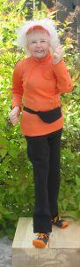 senior jogger